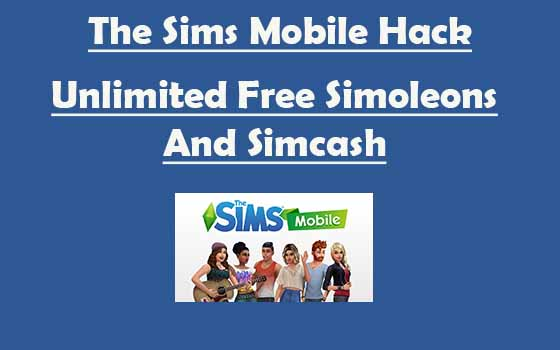 The Sims Mobile Cheats And Hack For Unlimited Simoleons